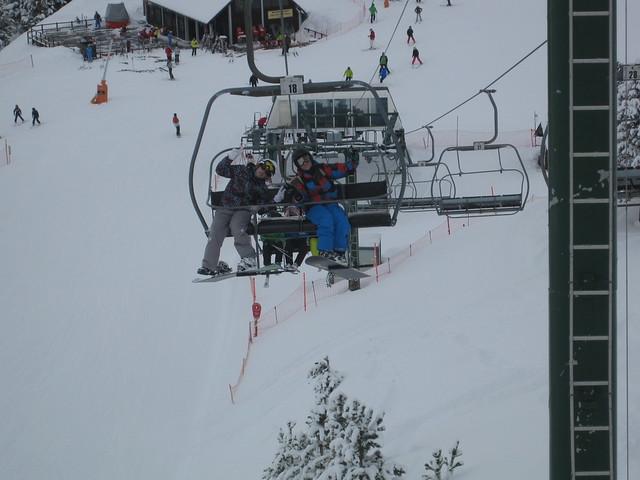 snowboard en andorra