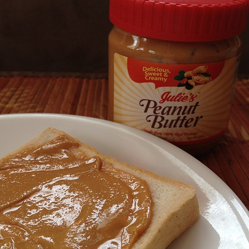 8821043828 3f3015eaf8 Julies sweet and creamy peanut butter