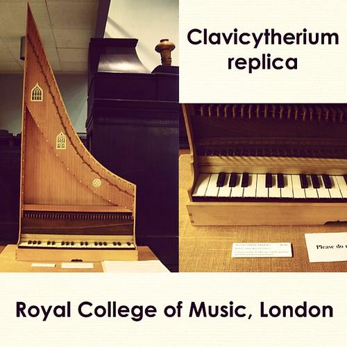Clavicytherium (harpsichord)