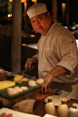 The Sushi Chef