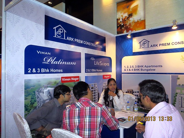 www.arkprem.com - Visit Times Property Showcase 2013, 1st &2nd June 2013, JW Marriott, S B Road, Pune