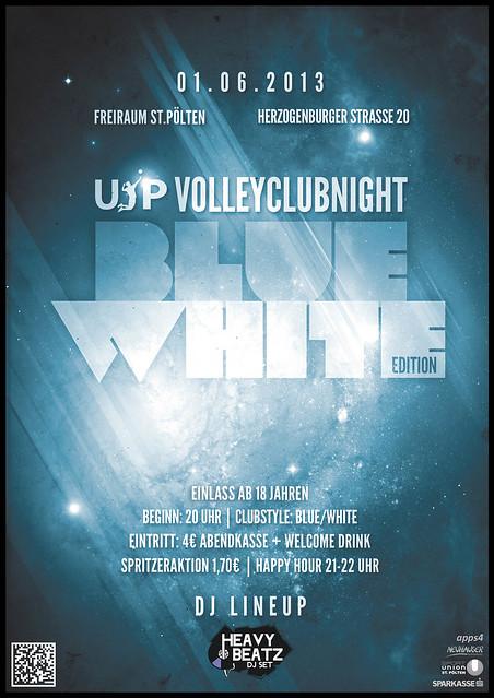 1. USP Volley Clubnight