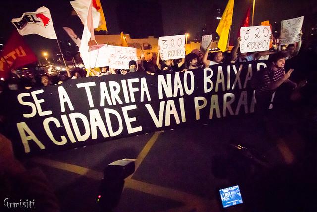 Protesto - Movimento Passe Livre 07.06.2013 - -6