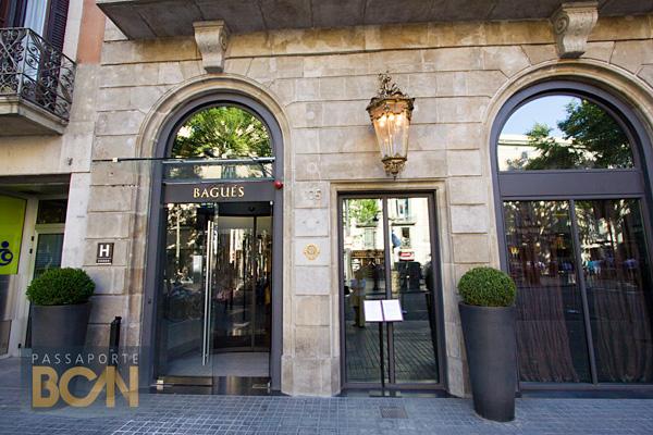 Hotel Bagués, Barcelona