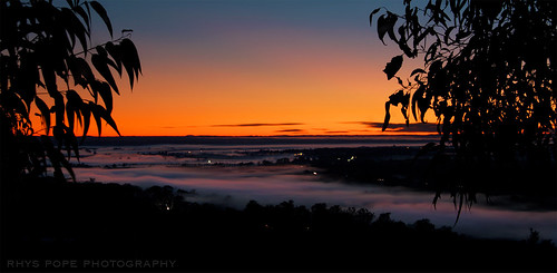 River Of Fog || HAWKESBURY RIVER