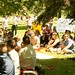 CBC R3 Picnic Panorama by Lenny W.