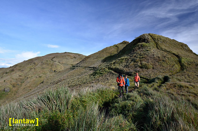 Pulag Grassland Hikers 1