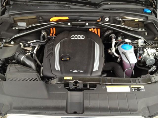 Prueba Audi Q5 Hybrid interiores (77)