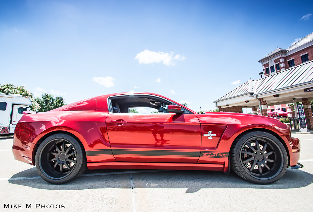 Wide Body Shelby Gt500 Super Snake Svtperformance Com