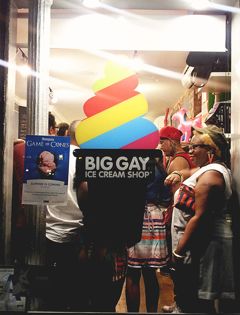 New York's Big Gay Ice Cream Shop