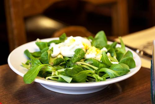 salad @ zeughauskeller