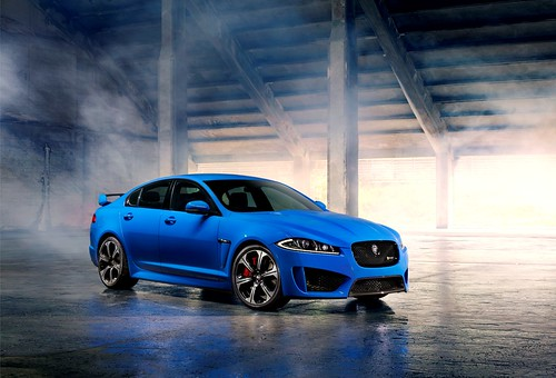 Jaguar XFR-S 5.0 V8 2013
