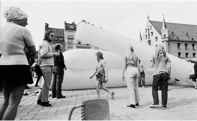 A. TO A. , Kurnst Zone, Settembre 1970, Monaco di Baviera