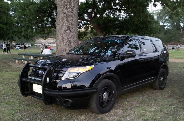 Georgetown, TX Police Unmarked Ford Police Interceptor Utility ...
