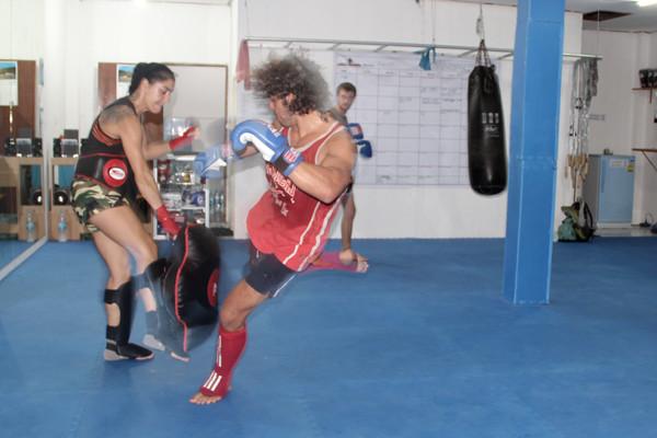 Muay Thai Gym Koh Tao