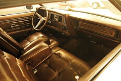 1973 Lincoln Continental Mark IV Hardtop Coupe 8