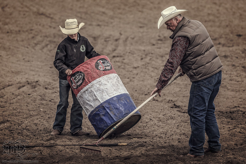 Gooseberry Lake : 4-H Rodeo 2013 : Minor Touch-up