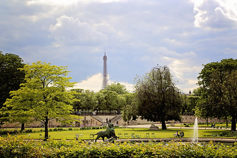 From the Tuilleries