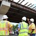 Nelson Street Bridge Construction - July 22, 2013