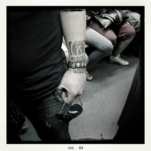 Tattoos and ... by Davide Restivo