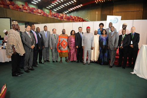 Abuja+12 Special Summit Group photo