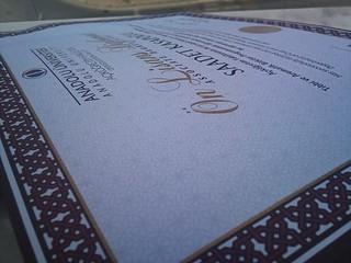 Anadolu Üniversitesi Tıbbi ve Aromatik Bitkiler Diploması