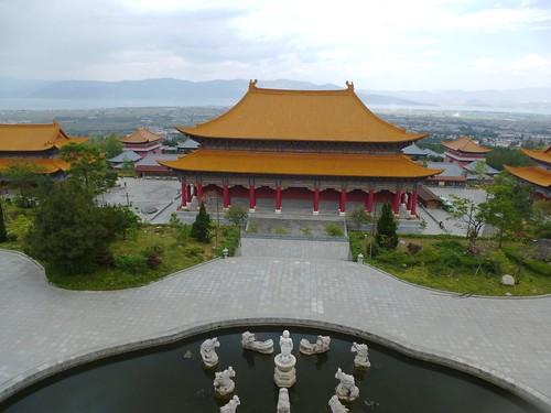 Yunnan13-Dali-10. Pavillon Acuoye (6)
