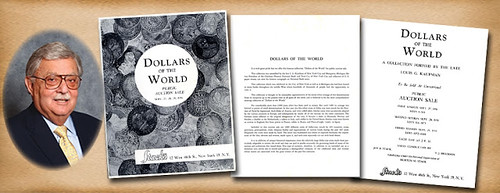 Dollars of the World collection