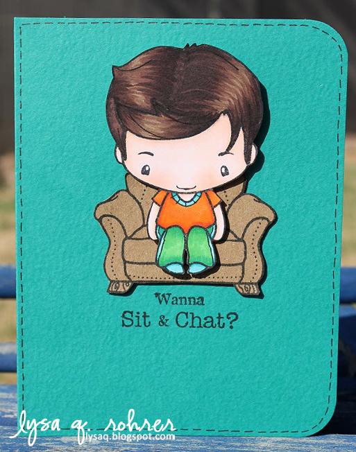 Sit & Chat?