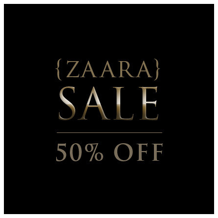 {Zaara} Sale 2013
