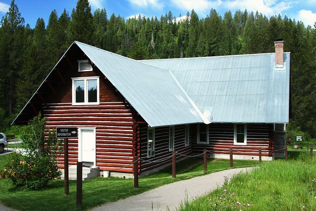 Mesa Falls Lodge