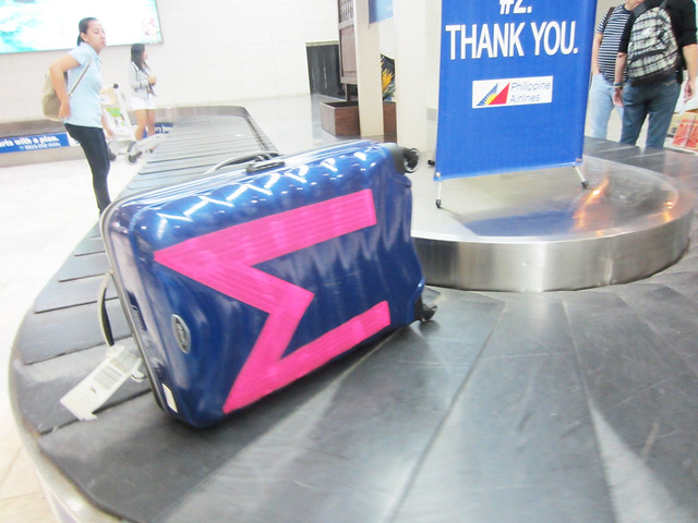Washi luggage