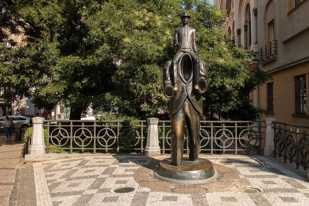 הפסל של קפקא