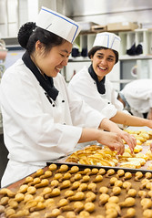culinary art, cook, pastry chef, food, dish, baker, person,