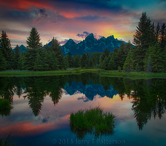 The Light Of Schwabachers Beaver Dam Sunset