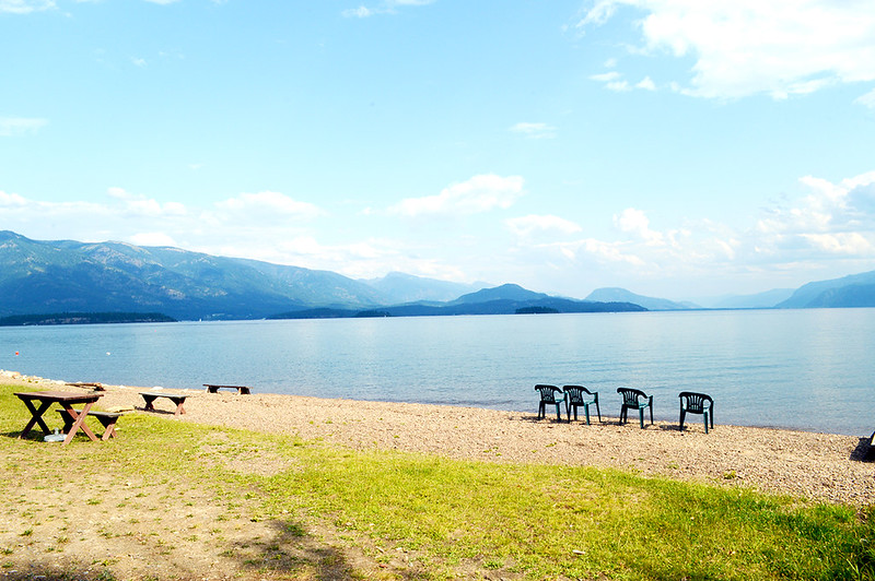 Emerald Beach at Lake Pend Oreille