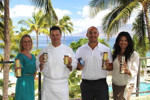 3rd Annual Brewhaha at Four Seasons Resort Maui!