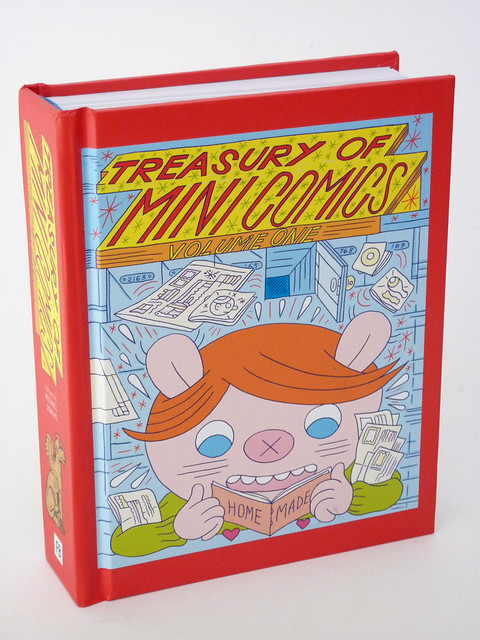 Treasury of Mini Comics Vol. 1