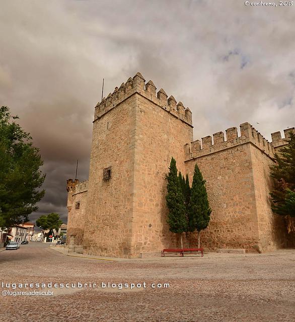 El castillo del Conde de Orgaz
