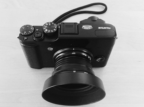 (4/4) New Fujifilm Finepix X30
