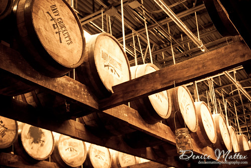 Davy Crocket Distillery