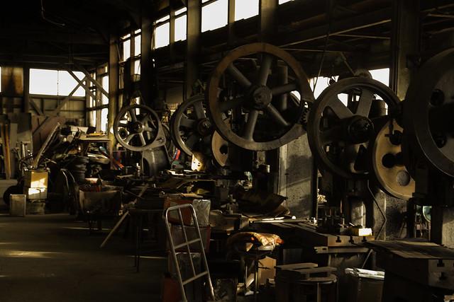 近藤製作所 工場の祭典 燕三条