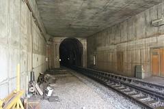 Realp - Furka base tunnel