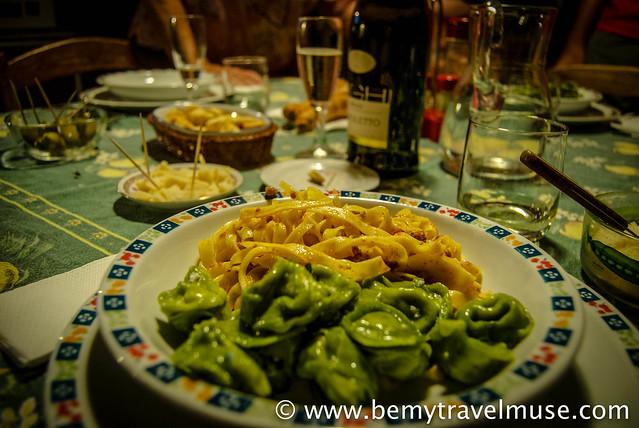 pasta italy
