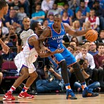 2013 NBA Basketball Oklahoma City Thunder V Philadelphia 76ers Oct 8th