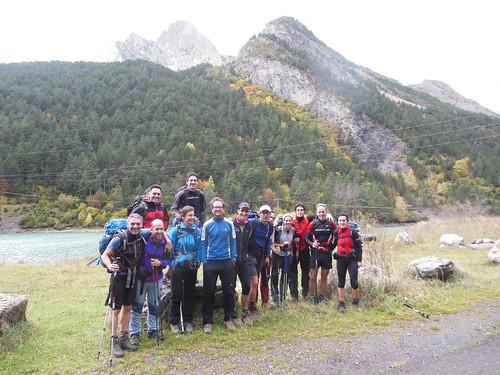 Salida a los Pirineos con Morkaiko : La Sarra-S.Nicolas Bujaruelo.