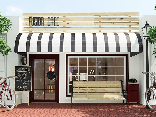 Coffee Shop Exterior Design Ideas Coffee Shop Exterior Design