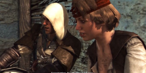 Assassin's-Creed-IV--Black-Flag---Templar-Hunt-Rhona-Dinsmore-Walkthrough