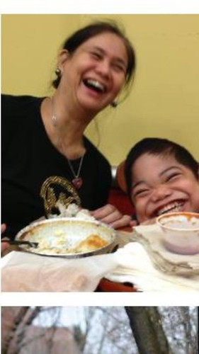 Matthew and Mom =) by MatthewEvangelistaFoundation