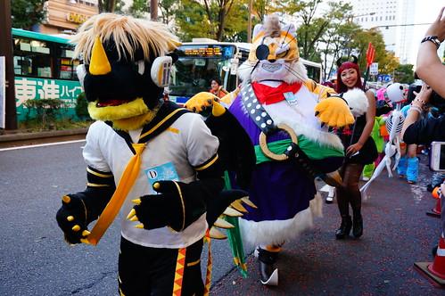 Kawasaki Halloween Parade 2013 125